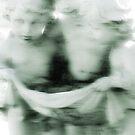 three white cherubs by leapdaybride