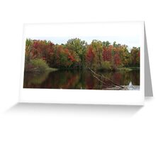 Crivitz Fall Greeting Card