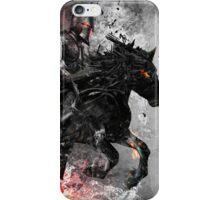 Dark Passenger iPhone Case/Skin