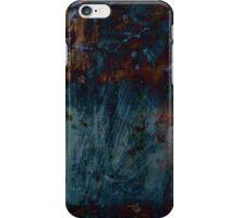 Yule II     Oil paint on board iPhone Case/Skin