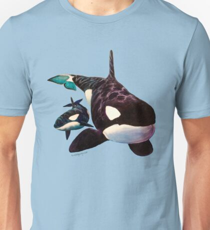 Orcas Only Unisex T-Shirt