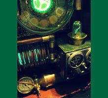 Steampunk Time Machine 1.0 Unisex T-Shirt