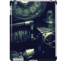 Steampunk Time Machine 1.1 iPad Case/Skin