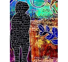 The Therapy of Art Journaling Photographic Print