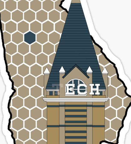 ech Tower Sticker