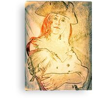 My Bonny Canvas Print