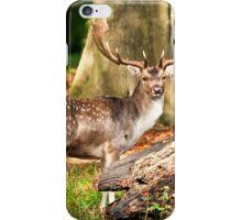 An impressive beautiful animal. iPhone Case/Skin