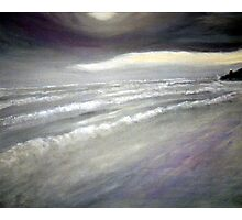 Storm on Cox Bay (Vancouver Island, British Columbia, Canada) (2005) Photographic Print