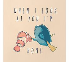 Finding Nemo, Finding Home Photographic Print
