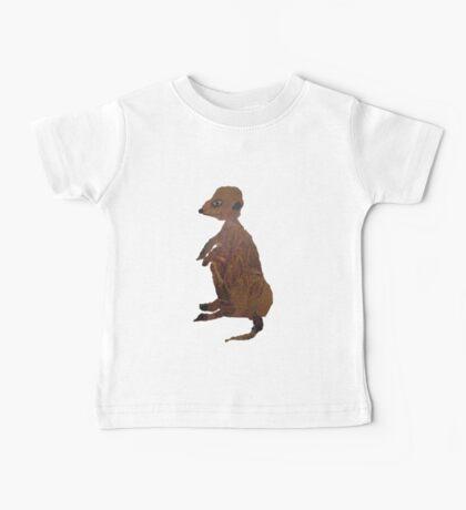 Meerkat I am Baby Tee