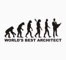 Evolution world's best Architect Kids Clothes