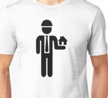 Architect house Unisex T-Shirt