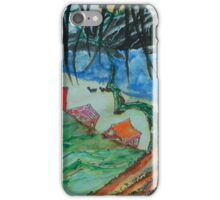 The Flooding Flood iPhone Case/Skin