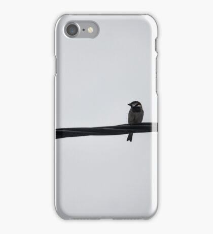 Bird on Wire iPhone Case/Skin