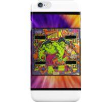 HULKframed iPhone Case/Skin