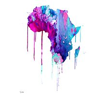 Africa Photographic Print