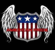 American Pride (Black) by Sadguru
