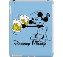 Drunky Mickey iPad Case/Skin