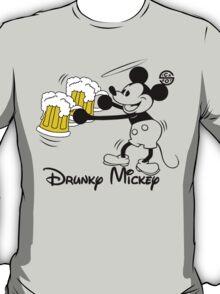 Drunky Mickey T-Shirt