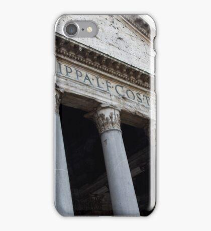 Pantheon, Rome iPhone Case/Skin