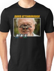 david attenborough Unisex T-Shirt