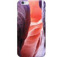 Slot Canyon Abstract iPhone Case/Skin