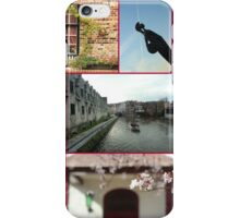 Collage from Belgium 2 - Travel Photography iPhone Case/Skin
