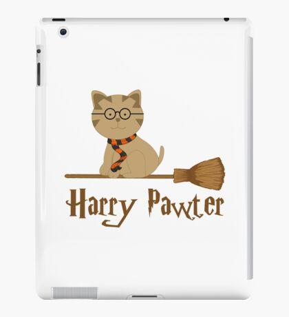 Harry Pawter iPad Case/Skin