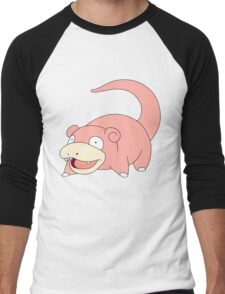 Slowpoke Men's Baseball ¾ T-Shirt