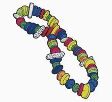 Kandi bracelet slap by OkayAdrian