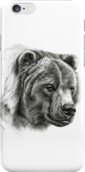Brown Bear G054 by schukinart