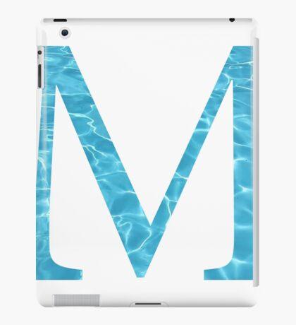 Mu-Water iPad Case/Skin