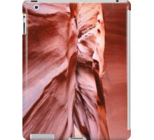 Converging Lines Abstract iPad Case/Skin