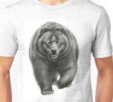 Brown Bear sk068 schukina Unisex T-Shirt