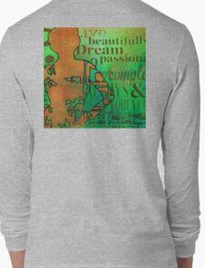 Living Beautifully Long Sleeve T-Shirt