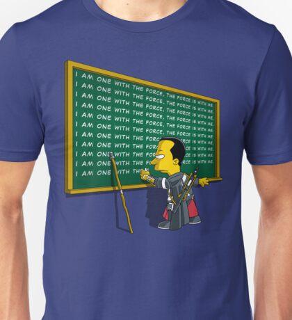 Chirrut Detention Unisex T-Shirt