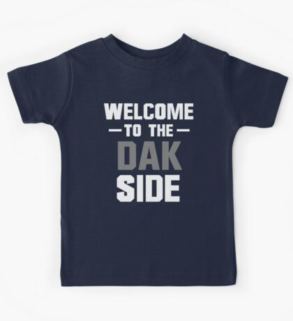 Welcome to the Dak Side Kids Tee