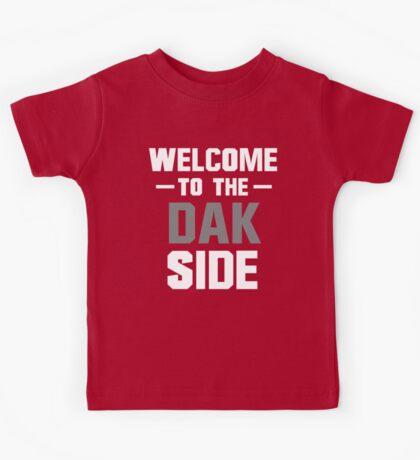 Welcome to the Dak Side Kids Tee