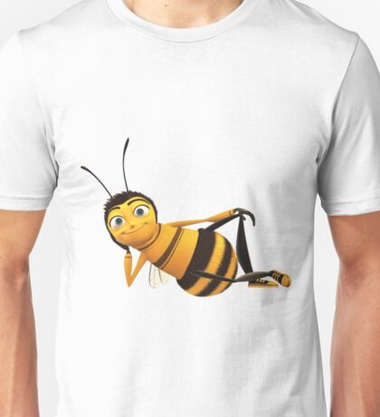 Barry B. Benson from the Bee Movie Unisex T-Shirt
