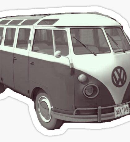 1960s Sticker