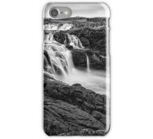 Dunseverick Waterfall iPhone Case/Skin