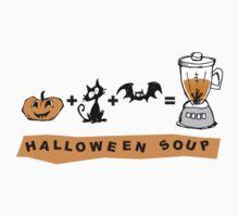 Halloween soup Kids Clothes