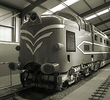 Deltic by stevebennett