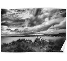 Lough Foyle View Poster