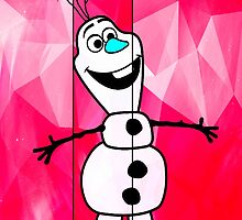 Olaf 'red' by ch3rryad3