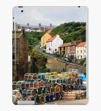 Staithes, Yorkshire iPad Case/Skin