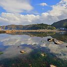Exmoor: Lynmouth Reflections by Rob Parsons