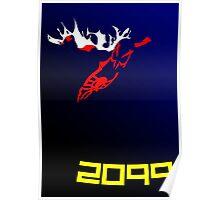 Spoder-Man 2099 Poster