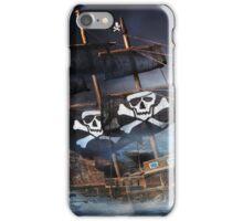 PIRATE GHOST SHIP iPhone Case/Skin