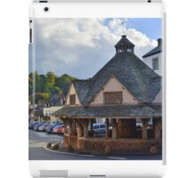 Exmoor: Dunster Yarn Market iPad Case/Skin